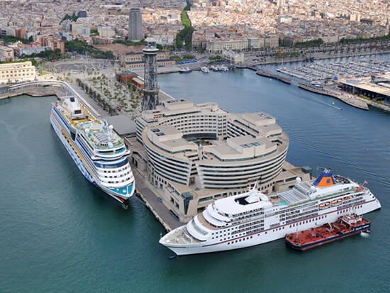 Barcelona Cruise Port
