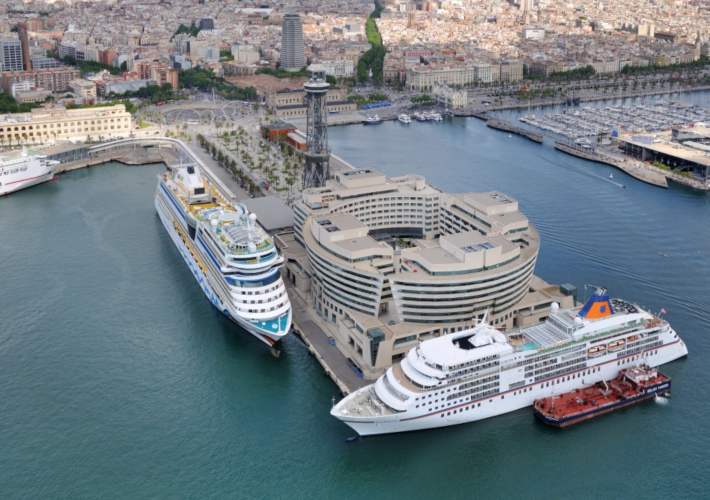 Cruise Port Barcelona